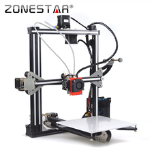 Newest Fast Pre-Assembled Auto Leveling Full Metal Reprap Prusa i3 3D Printer DIY Kit Laser Engraver Free Shipping SD Card LCD