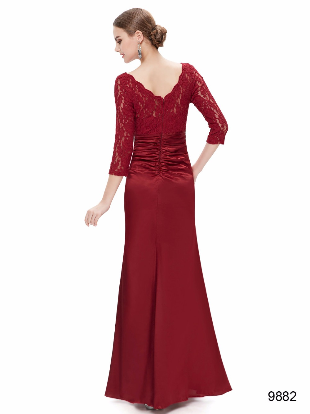 Long Bridesmaid Dresses Clearance