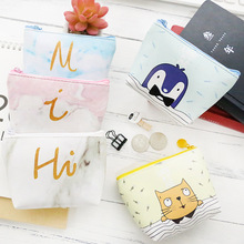 цена на Korean Creative Cartoon Change girls purse Clutch coin purse Cute Change Wallet Female Mini-bag Simple Coin Bag kids purse