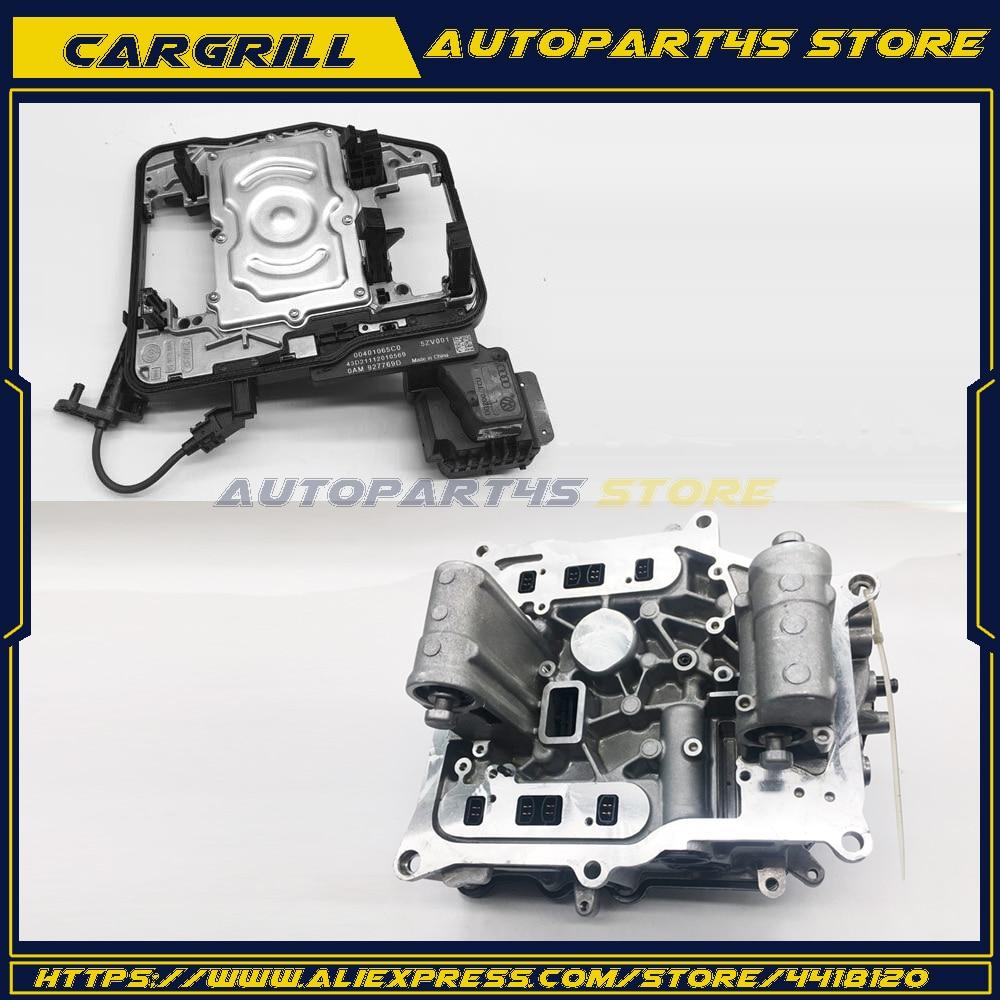 US $379 0 |Remanufactured dsg 0AM Auto transmission valve body FIT FOR VW  AUDI DSG 0AM927769D TCU Contains program-in Automatic Transmission & Parts