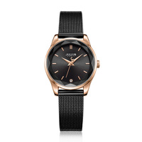 New Julius Lady Women S Watch MIYOTA Fashion Hours Stainless Steel Bracelet Business Clock Girl S