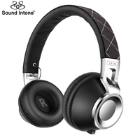 Sound Intone CX 05 Headphones Stereo Adjustable Folding Headsets Stretchable Headband Detschable Cable 3 5mm In