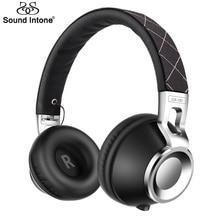 Sound Intone CX-05 Проводные Наушники с HiFi Металл для компьютера Наушники с Микрофоном Гарнитура для Игр Езда Туризм Гарнитуры