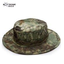Походная Кепка для походов, кемпинга, джунглей, войны, армейская камуфляжная кепка, клетчатая тканевая Мужская Военная Кепка, быстросохнущая Солнцезащитная рыболовная уличная тактическая шапка