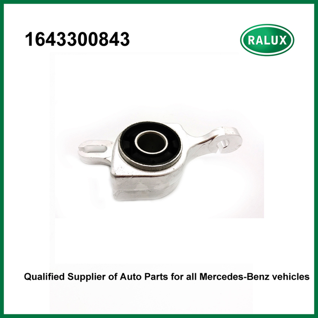 1643300843 High Quality Car Bushing Fits For Mercedes Benz W164 New Auto  Suspension Bushing With