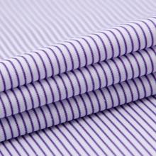 Dudalina Factory Sale high quality 2018 Autumn plus size long sleeve striped men dress shirts 5xl Fashion regular fit male tops