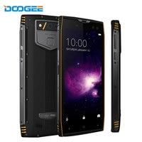 DOOGEE S50 Smartphone 5.7'' Face ID 6GB RAM+128GB ROM Android 7.1 Otca Core 16MP+13MP 5180mAh Fingerprint 4G Unlock Cell Phones