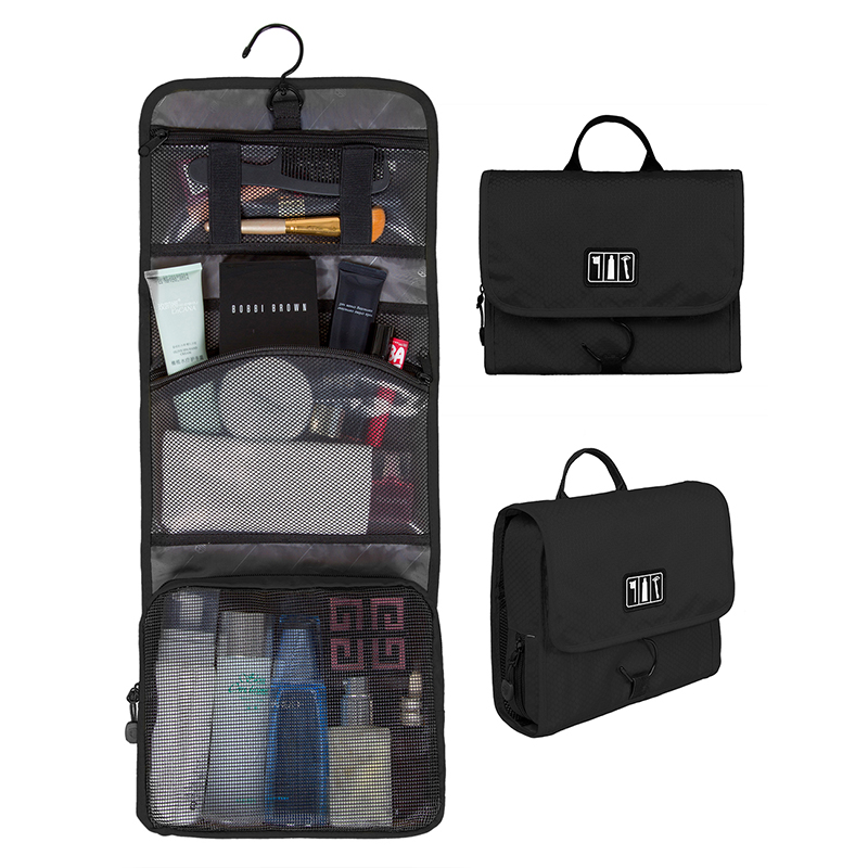 a00092bedb BAGSMART Waterproof Travel Toiletry Bag With Hanger Cosmetic Packing  Organizer Wash Bag Makeup Bag Pack Your Luggage Suitcase-in Travel  Accessories from ...