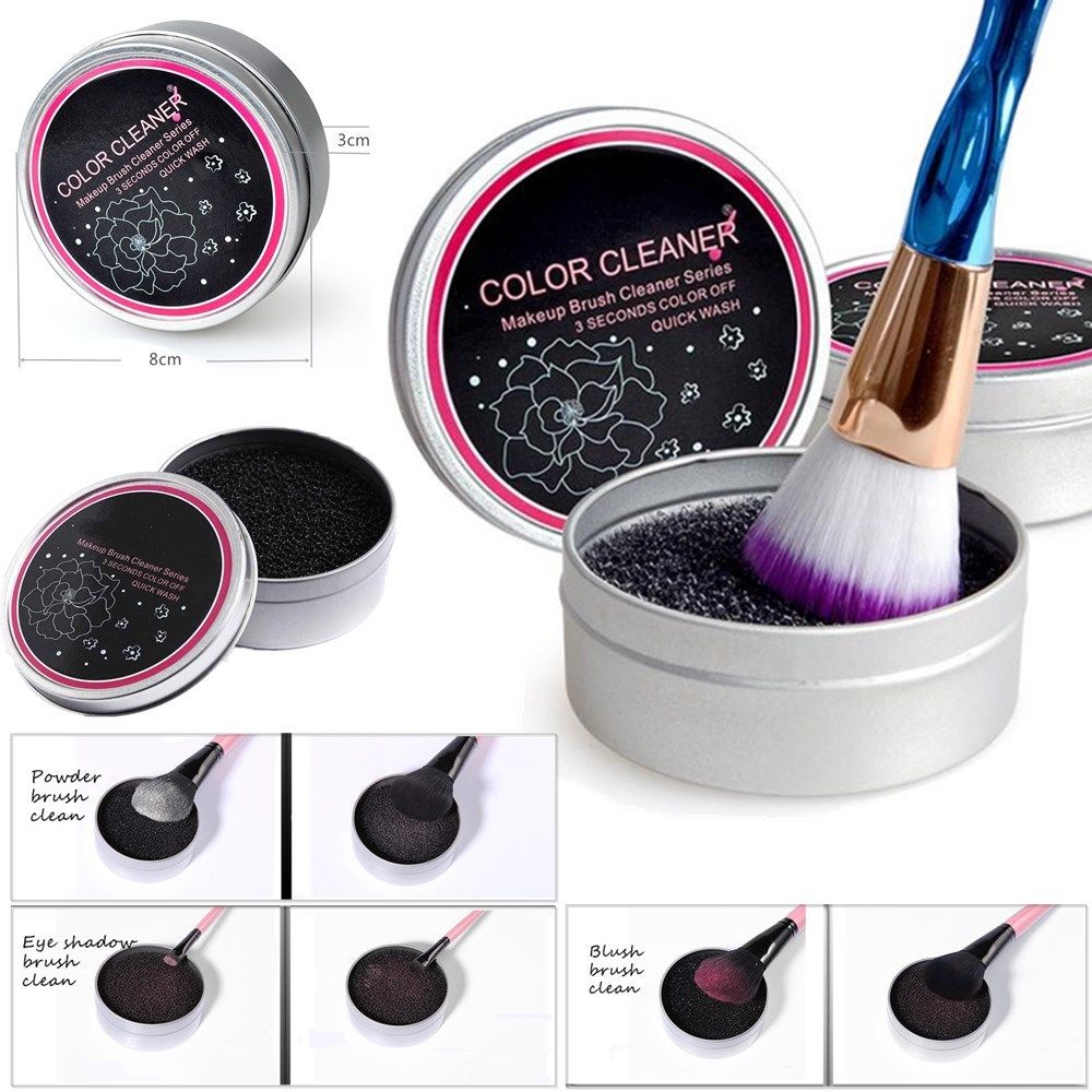 Quick makeup brush cleaner dow-136-0-34-xin