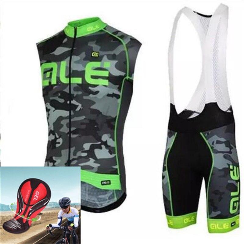 Prix pour 2017 ALE de hommes cyclisme jersey vélo de route usure vélo vêtements ropa ciclismo mujer été respirant vêtements de cyclisme set E1012