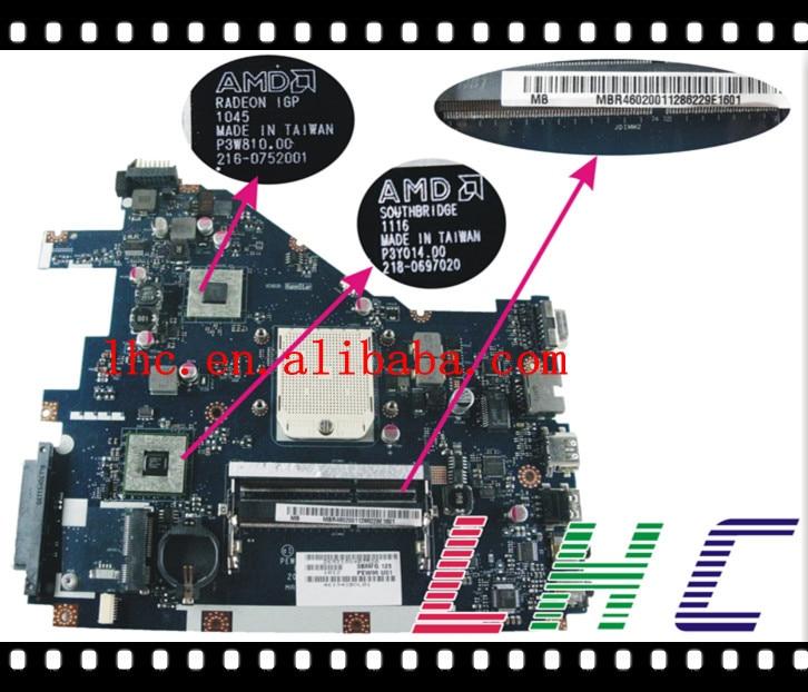 For Acer 5252 5552 Motherboard LA-6552P MBR4602001 100/% Tested