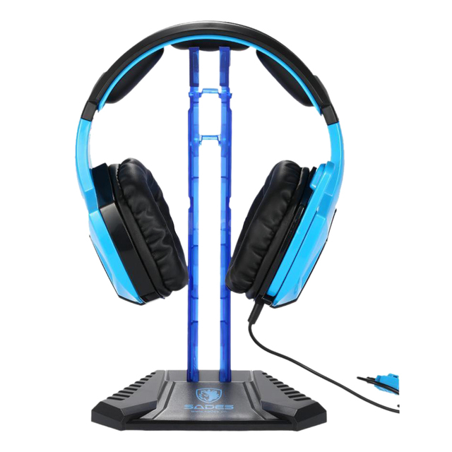 MAHA Hot Sades Gaming Headphone Stand Earphone Display Rack Headset Hanger
