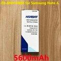 HSABAT EB-BN910BBE 5600 мАч Аккумулятор для Samsung Galaxy Note 4 N910H N910A N910C N910U N910FQ N910F N910X N910W N910V N910P N910T