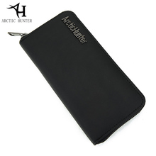 hot deal buy arctic hunter fashion casual women wallets and purses oxford wallet female black coin pocket card holder long clutch wallets men