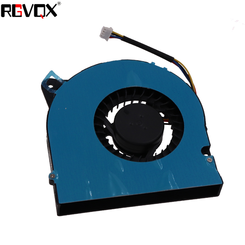 Купить с кэшбэком New Laptop Cooling Fan For ASUS X71 For thickness:11mm 15mm PN KDB0705HB-TH95 KDB0705HB BFB0705HA KSB06105HB CPU Cooler Radiator