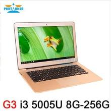 Причастником G3 13.3 дюймов Intel Core I3 5005U 8 г Оперативная память 256 г SSD ноутбук