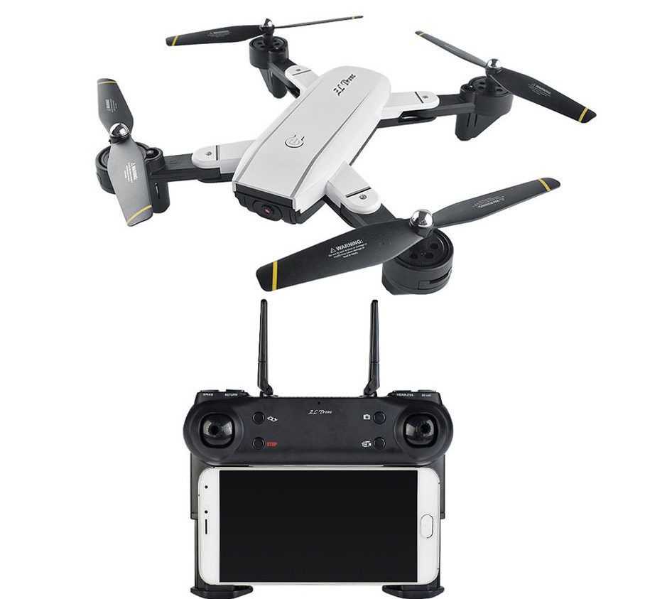 Folding Drones With Hd Camera Mini Remote Control