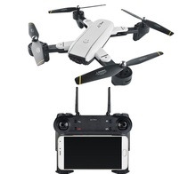 Folding Drones with hd camera mini remote control helicopter dron toy for children