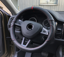 1pc for SKODA KAROQ 2018 Steering wheel cover