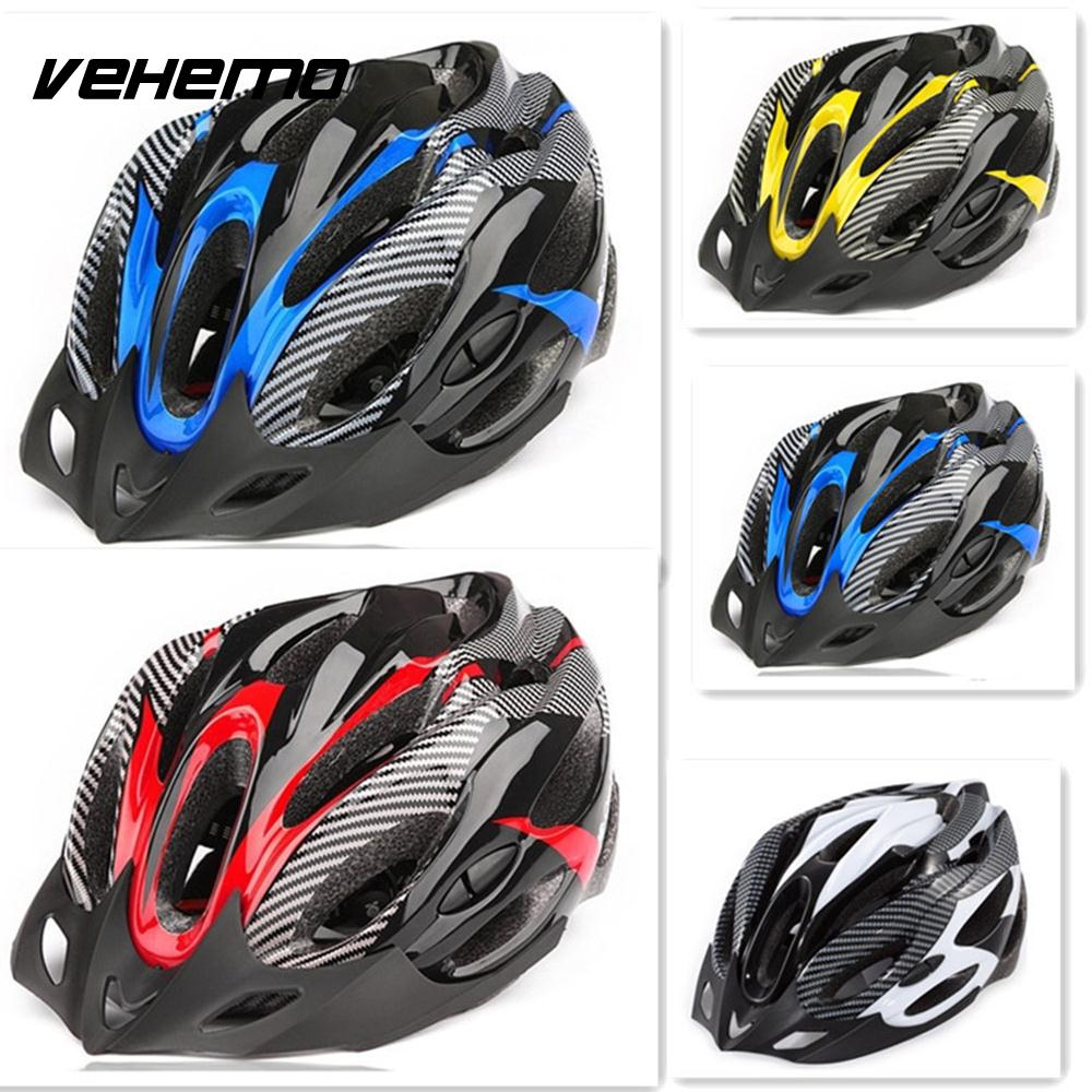 Dynamic Vehemo Racing Classical Visor Bicycle Helmet Safety Hat Anti-vibration Crashworthy Hats Durable Craniacea Outdoor Motorcycle