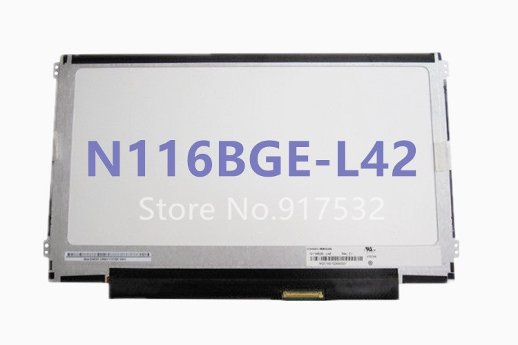 N116BGE-L32 N116BGE-L41 N116BGE-L42 B116XW03 V.2 LP116WH2 TLC1 B116XW03 V.3 11.6 SLIM LAPTOP LED SCREEN
