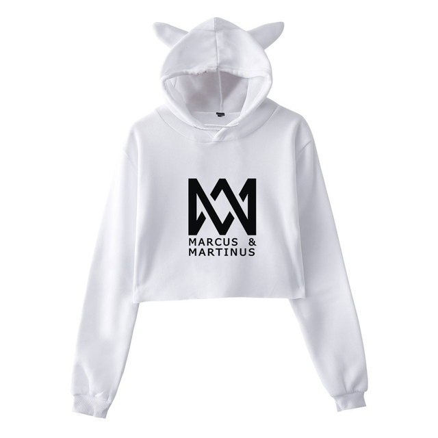 MARCUS AND ARTINUS EAR HOODIE (6 VARIAN)