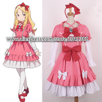 Eromanga sensei Elf Yamada cosplay costume halloween customized any size