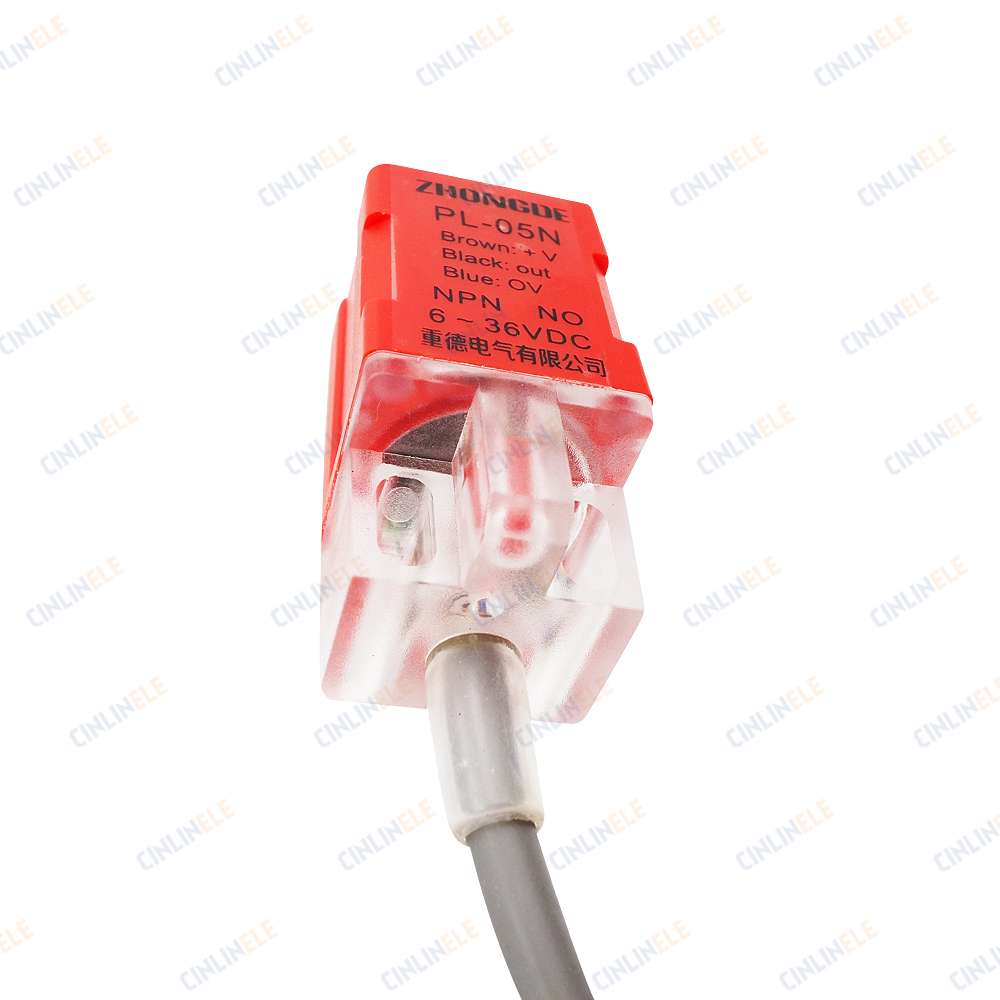 Pl 08n 8mm Sensing Dc Npn No Cube Shell Inductive Screen Shield Type Proximity Switches 2wire M12 Rapid Online Switch Lp08 Sensor 171735 In From Lights Lighting On