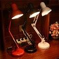 Portátil Lâmpada de Mesa Levou Luz Olho Proteger Luzes Da Tabela Led Clipe Livro de Leitura da Luz Da Noite para as crianças do Quarto Da Cama Estudando