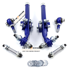 Для Nissan 200SX 180SX 240SX S13 S14 Z32 передние регулируемые рычаги управления комплект синий