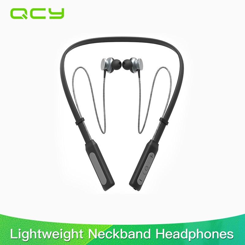 Wireless headphones neckband bluetooth - bluetooth headphones lightweight wireless