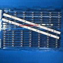 16 adet 100% yeni LED arka ışık şeridi 7 lamba 550TV01 + 550TV02 TB5509M V0 + TB5509M V1 için TX 55AX630B TX 55AX630E TX 55DX600B LC550EQY