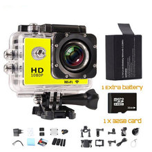 12MP GOLDFOX SJ7000 1080p HD Mini Waterproof Sports Recorder Car DV Action Camera Camcorder Sport Video Camera + Retail Box