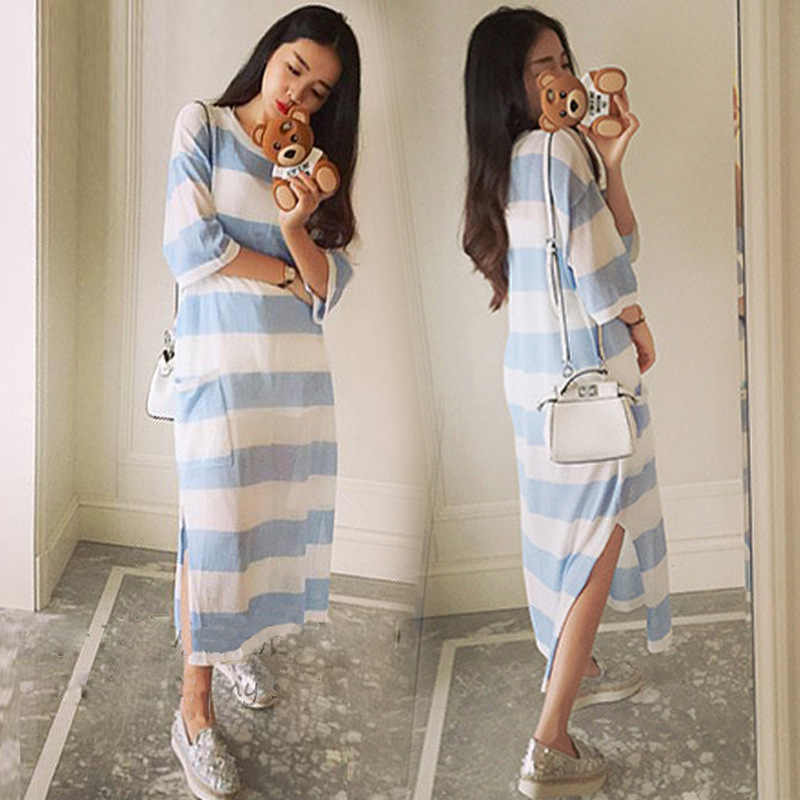 Maternity Robe  Women Nursing Pyjama  Womens Loungewear Home Breastfeeding Maternity-Dress For Lactating Mothers Clothes