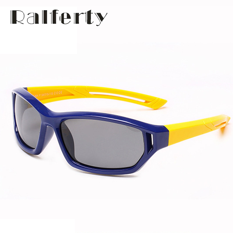 Polarized Baby Sun Glasses Child  Coating Safety Fashion Sports New Arrival