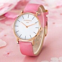 Hot Selling Luxury Brand Couple Men Women Watches Quartz Wrist Watch Pink Case Male Female Clock Relogio Masculino Hodinky