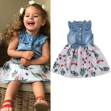 f98be9dfe12 Detail Feedback Questions about Puseky Baby Girls Dresses Red Plaid Cotton  Short Sleeve Dress Infant NewbornPageant Party Prom Summer Clothing Outfits  on ...