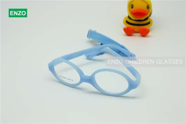 d3c8e08024 placeholder Baby Optical Glasses with Strap Size 39 14 One-piece No Screw  Bendable