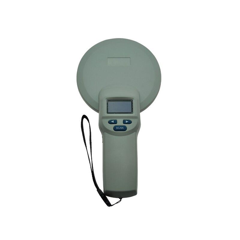 134.2khz /125khz Animal Chip Reader Handheld Pet Scanner USB Port ISO11784/11785 FDX-B