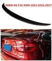 Спойлер из углеродного волокна для BMW X6 F16 X6M F86 2015 2016 2017 2018 2019 высококачественные Спойлеры заднего крыла автомобильные аксессуары