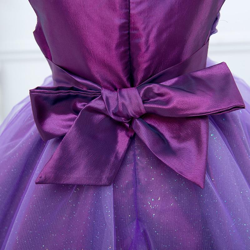 4 colores de la muchacha de flor vestidos de fiesta vestido de ...