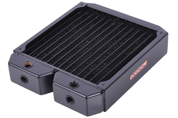 Cold row full copper radiator Alphacool NexXxoS XT45 180mm