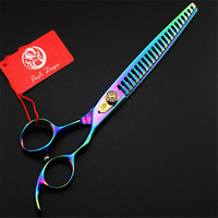 6 Inch High Quality Professional Hairdressing Scissors Left Hand Hair Cutting Barber Shears Sets Salon Equipment
