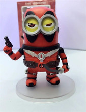 Minion Deadpool Action Figure