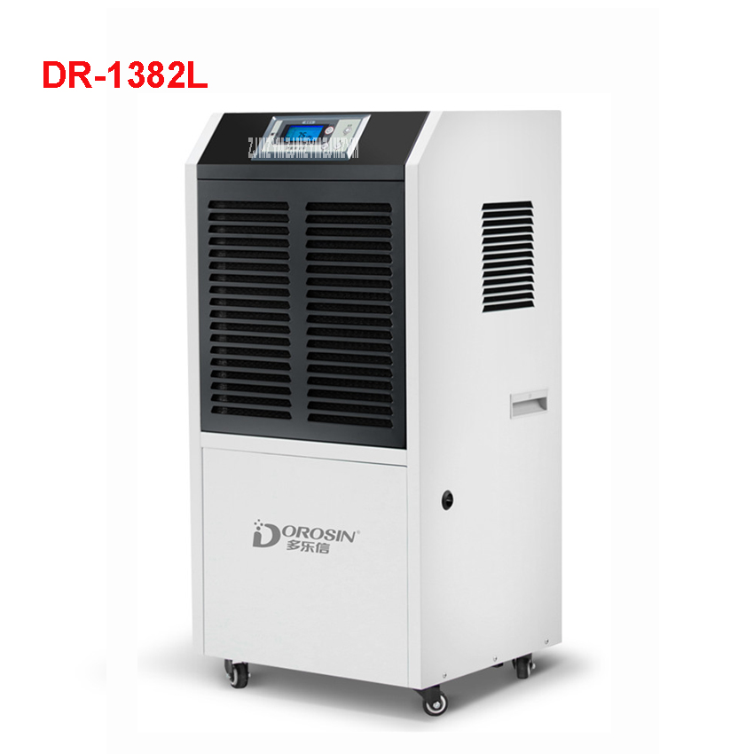 220V/50hz Industrial Dehumidifier DR 1382L Dehumidifier
