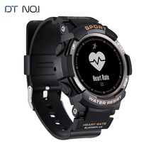 DTNO.1 Smart Watches F6 50m Waterproof Smartwatches Sports Nordic NRF51822 Watch Sleep Monitor Remote Camera IOS Android