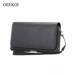 На Алиэкспресс купить чехол для смартфона oeekoi lichee pattern card slots holder pouch case for asus 6z/rog phone/pegasus 4s/pegasus 4