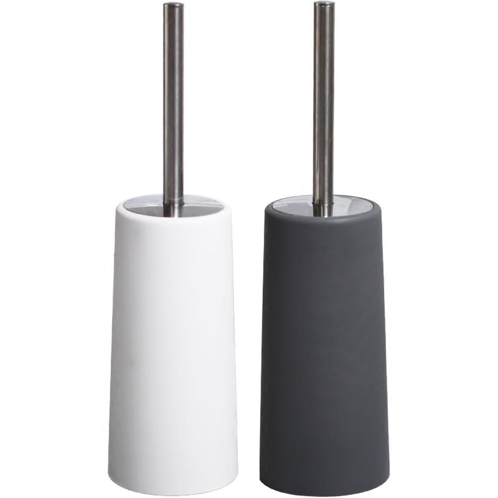 european toilet brush holder stainless steel frame plastic holder ...