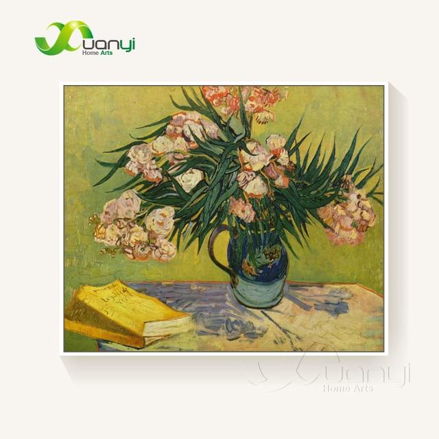 Still life van gogh dipinti di fiori dipinto a mano for Fiori dipinti ad olio
