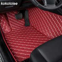 Kokololee Personnalisé de voiture tapis de sol pour Mercedes Benz tous les modèles E C GLA GLE GL CLA ML GLK CLS S R Un B CLK SLK G GLS GLC vito viano